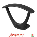 Chair armrests