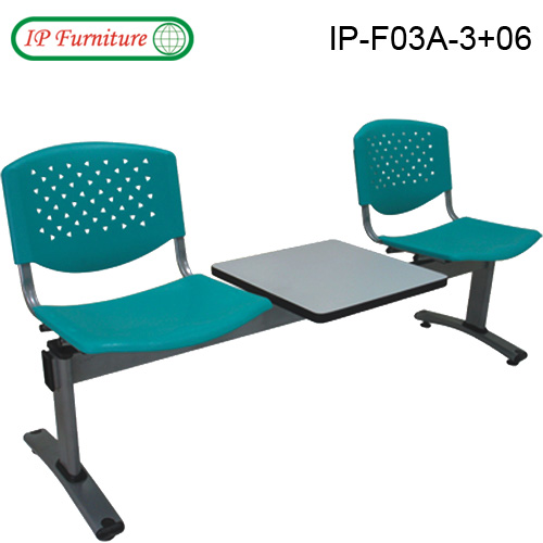 Public line chair IP-F03A-3+06