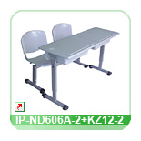 Student chair IP-ND606A-2+KZ12-2