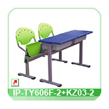 Student chair IP-TY606F-2+KZ03-2