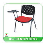 Visiting office chair IP-F01A+01+03B
