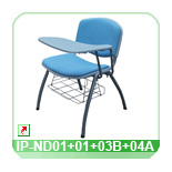 Visiting office chair IP-ND01+01+03B+04A