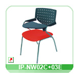 Visiting office chair IP-NW02C+03E