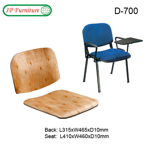 Plywood for office chairs D-700