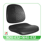 Seat and back shell SDU-032